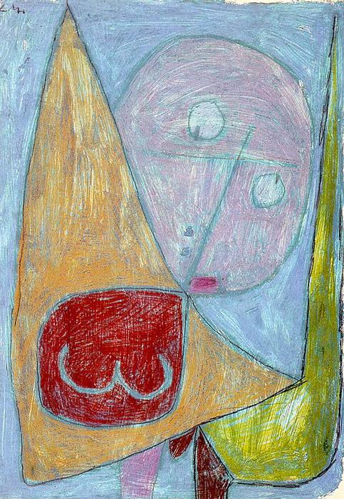 Paul-Klee-Angel-Still-Feminine